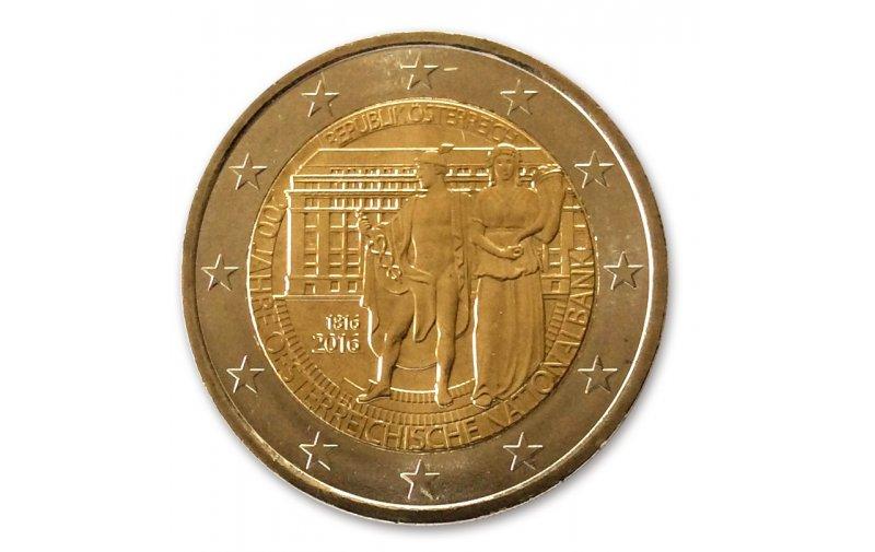 2 Euro Sondermünze österreich 2016 Gedenkmünzen Kaufen