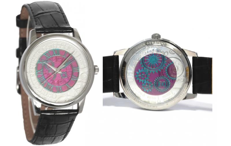 Goldinvest Luxus Uhr Mit 25 Euro Niob Münze 2016 Die Zeit